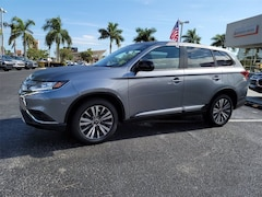 New 2020 Mitsubishi Outlander ES CUV For Sale in Fort Myers, FL