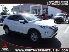 New 2019 Mitsubishi Eclipse Cross 1.5 ES CUV For Sale in Ft. Myers, FL