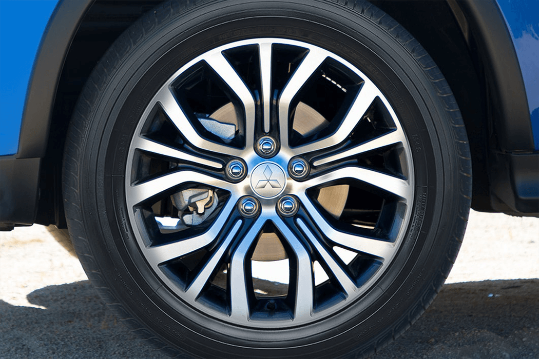 Mitsubishi Outlander Sport 2018 alloy wheels