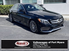 Used 2018 Mercedes-Benz C-Class C 300 Sedan for sale in Fort Myers