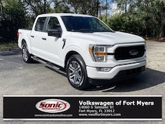 Used 2021 Ford F-150 XL XL 2WD SuperCrew 5.5 Box in Fort Myers