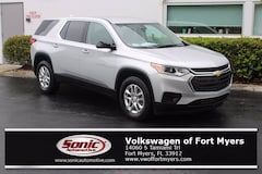 Used 2020 Chevrolet Traverse LS FWD  LS w/1LS in Fort Myers