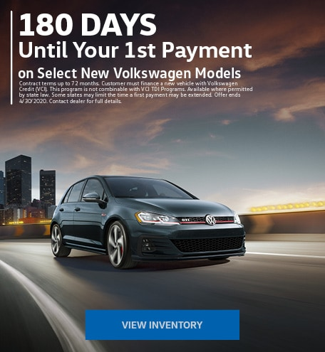 180 Days to 1st Payment