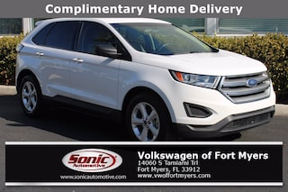 Used 2015 Ford Edge SE SE FWD for sale in Fort Myers, FL