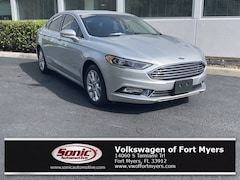 Used 2017 Ford Fusion Energi SE SE FWD in Fort Myers