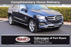 Used 2017 Mercedes-Benz GLE GLE 350 SUV in Fort Myers