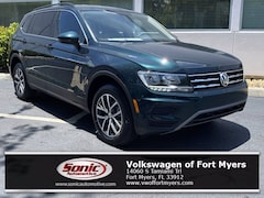 Used 2019 Volkswagen Tiguan SE 2.0T SE FWD in Fort Myers