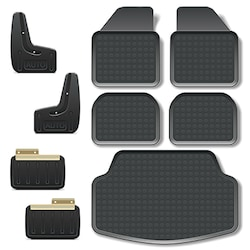 All Volkswagen Floor Mats