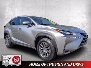 Pre-Owned 2017 LEXUS NX 200t SUV for sale in Albany, GA