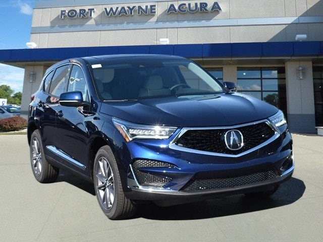 Fort Wayne Acura >> New 2020 Acura Rdx For Sale At Fort Wayne Acura Vin 5j8tc2h52ll016544