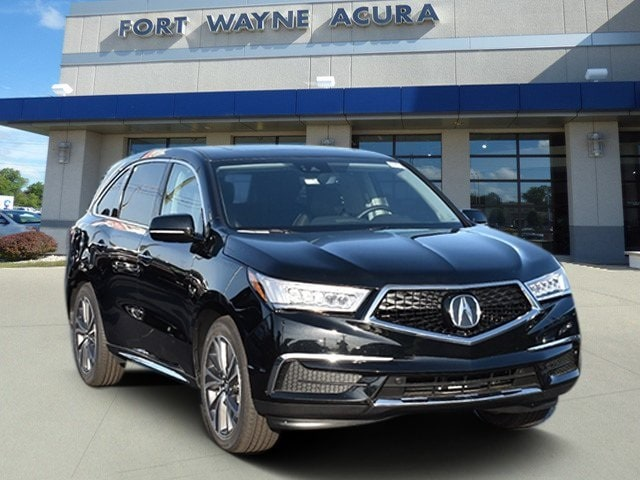 Mdx Cash Back >> New 2020 Acura Mdx For Sale At Fort Wayne Acura Vin 5j8yd4h5xll001319