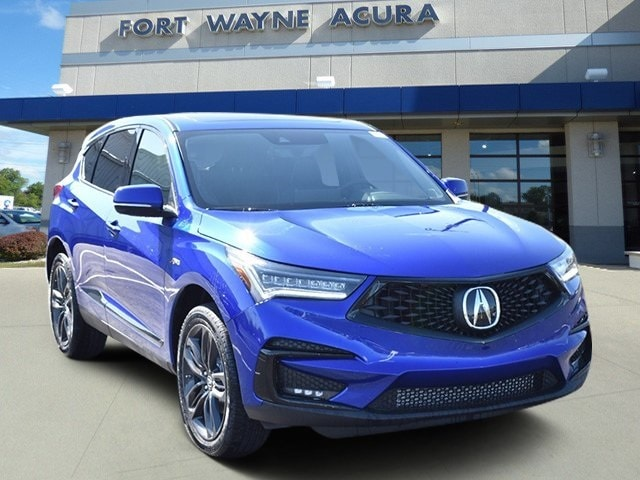 New 2020 Acura Rdx For Sale At Fort Wayne Acura Vin 5j8tc2h64ll019017