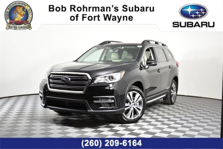 New 2019 Subaru Ascent Limited 8-Passenger SUV For Sale in Fort Wayne, IN