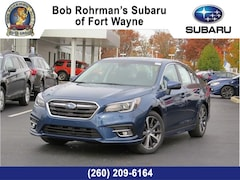 New 2019 Subaru Legacy 2.5i Limited Sedan 2976 in Fort Wayne, IN
