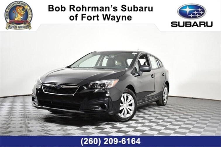 New 2019 Subaru Impreza 2.0i 5-door For Sale in Fort Wayne, IN