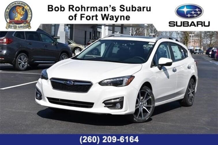 New 2019 Subaru Impreza 2.0i Limited 5-door For Sale in Fort Wayne, IN