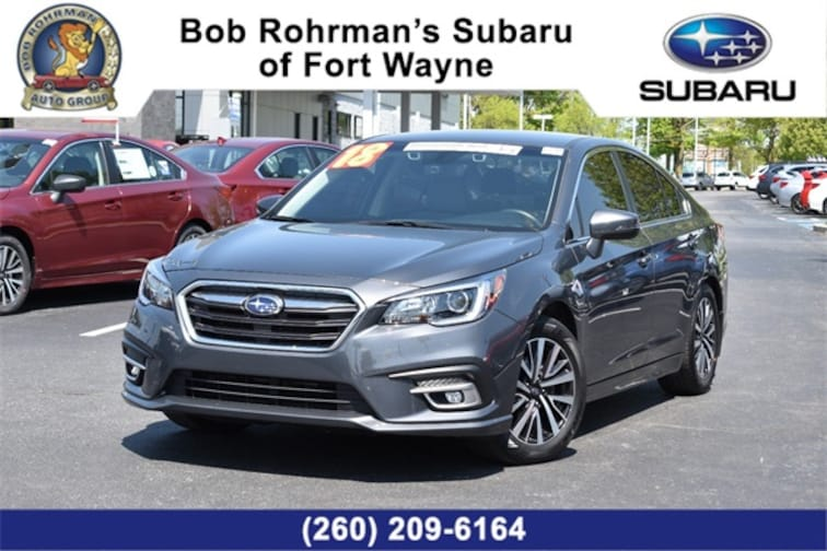 Used  2018 Subaru Legacy 2.5i Premium Sedan For Sale in Fort Wayne, IN