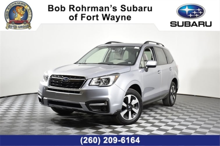 Used  2017 Subaru Forester 2.5i Premium SUV For Sale in Fort Wayne, IN