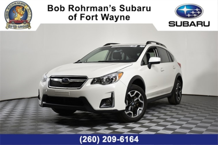 Certified Pre-Owned  2016 Subaru Crosstrek 2.0i Premium SUV For Sale in Fort Wayne, IN