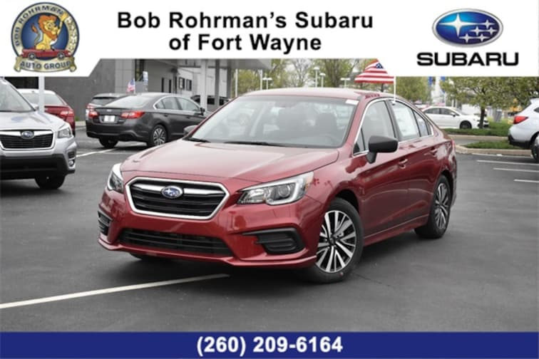 New 2019 Subaru Legacy 2.5i Sedan For Sale in Fort Wayne, IN