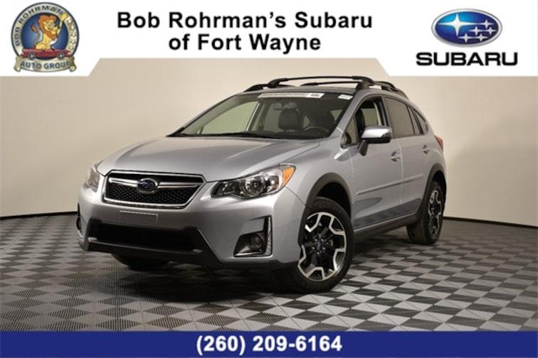 Certified Pre-Owned  2016 Subaru Crosstrek 2.0i Limited SUV For Sale in Fort Wayne, IN