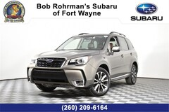 Certified Pre-Owned 2018 Subaru Forester 2.0XT Touring SUV JF2SJGWC9JH533968 in Fort Wayne, IN