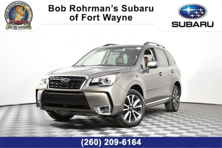 Certified Pre-Owned  2018 Subaru Forester 2.0XT Touring SUV For Sale in Fort Wayne, IN