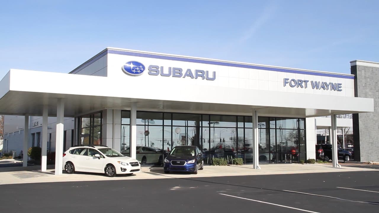 Used Car Dealerships In Lafayette Indiana >> New 2019-2020 Subaru & Used Car Dealer in Ft Wayne | Fort ...