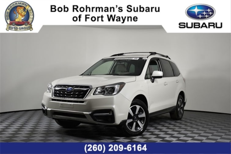 Used  2018 Subaru Forester 2.5i Premium SUV For Sale in Fort Wayne, IN