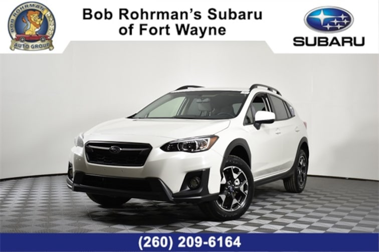 New 2019 Subaru Crosstrek 2.0i Premium SUV For Sale in Fort Wayne, IN