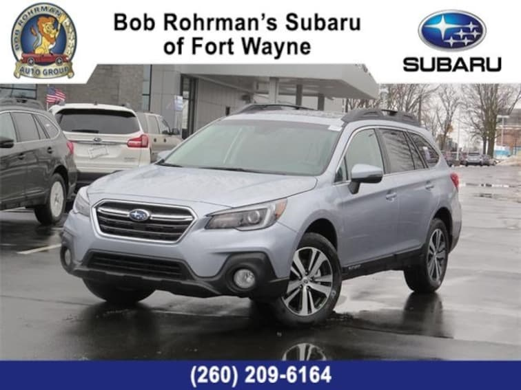 New 2019 Subaru Outback 2.5i Limited SUV For Sale in Fort Wayne, IN