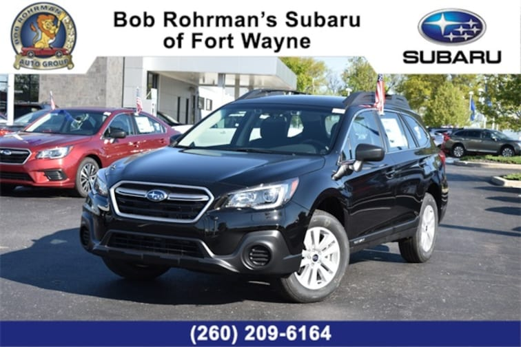 New 2019 Subaru Outback 2.5i SUV For Sale in Fort Wayne, IN