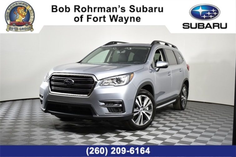 New 2019 Subaru Ascent Limited 7-Passenger SUV For Sale in Fort Wayne, IN