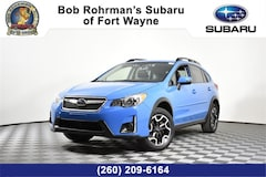 Certified Pre-Owned 2016 Subaru Crosstrek 2.0i Limited SUV JF2GPANC8G8249632 in Fort Wayne, IN