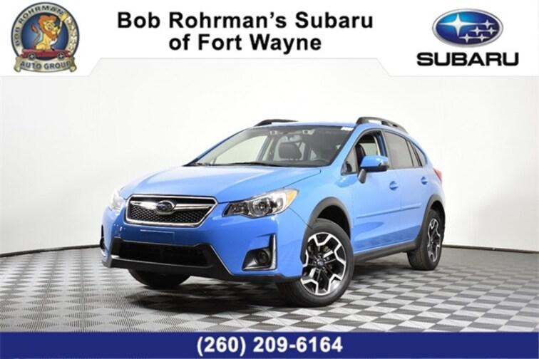 Used  2016 Subaru Crosstrek 2.0i Limited SUV For Sale in Fort Wayne, IN