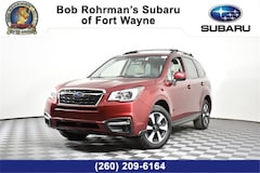 Used 2018 Subaru Forester 2.5i Premium SUV for Sale in Ft Wayne