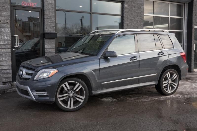 2015 Mercedes-Benz GLK Base VUS
