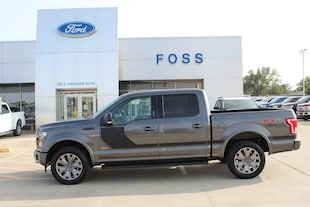 2017 Ford F-150 SPORT Crew Cab Short Bed Truck