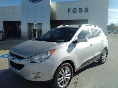 2013 Hyundai Tucson Limited SUV