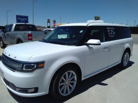 2015 Ford Flex Limited SUV