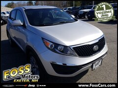 2014 Kia Sportage LX SUV in Exeter NH at Foss Motors Inc