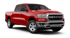 2019 Ram All-New 1500 BIG HORN / LONE STAR CREW CAB 4X4 5'7 BOX Crew Cab in Exeter NH at Foss Motors Inc
