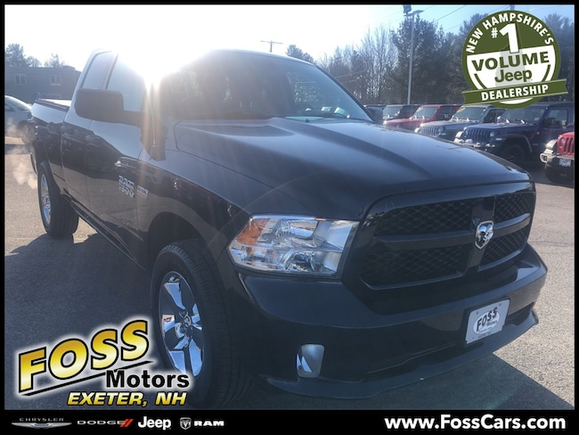 Certified 2018 Ram 1500 Express Truck Exeter, NH