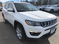 2019 Jeep Compass LATITUDE 4X4 Sport Utility in Exeter NH at Foss Motors Inc
