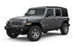 2019 Jeep Wrangler UNLIMITED SPORT S 4X4 Sport Utility in Exeter NH at Foss Motors Inc