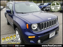 2019 Jeep Renegade LATITUDE 4X4 Sport Utility in Exeter NH at Foss Motors Inc