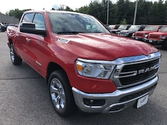 2019 Ram 1500 BIG HORN / LONE STAR CREW CAB 4X4 5'7 BOX Crew Cab in Exeter NH at Foss Motors Inc