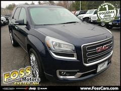 2017 GMC Acadia Limited Limited SUV in Exeter NH at Foss Motors Inc