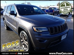 2016 Jeep Grand Cherokee Limited SUV in Exeter NH at Foss Motors Inc