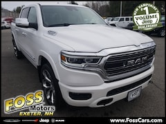 2019 Ram 1500 LIMITED CREW CAB 4X4 5'7 BOX Crew Cab in Exeter NH at Foss Motors Inc